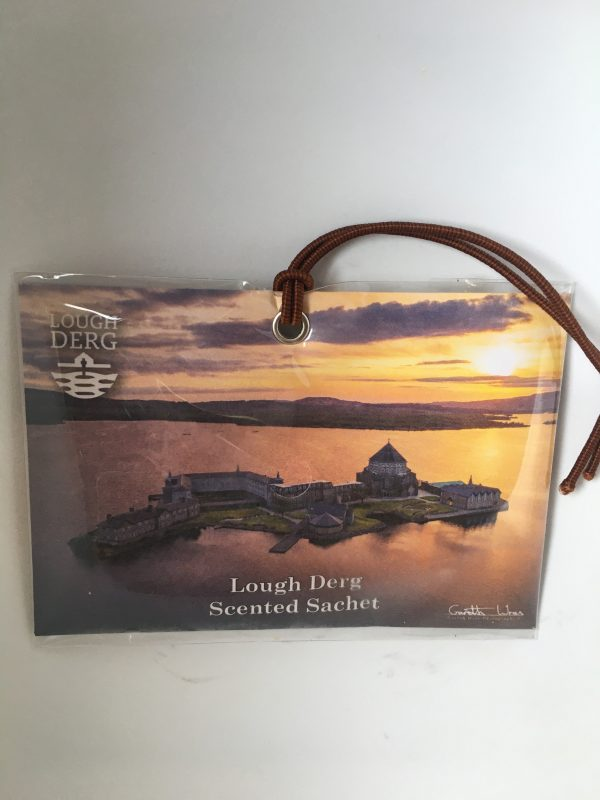 Scented sachet from Lough Derg