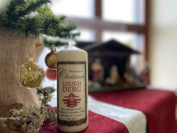 Christmas Candle Lough Derg