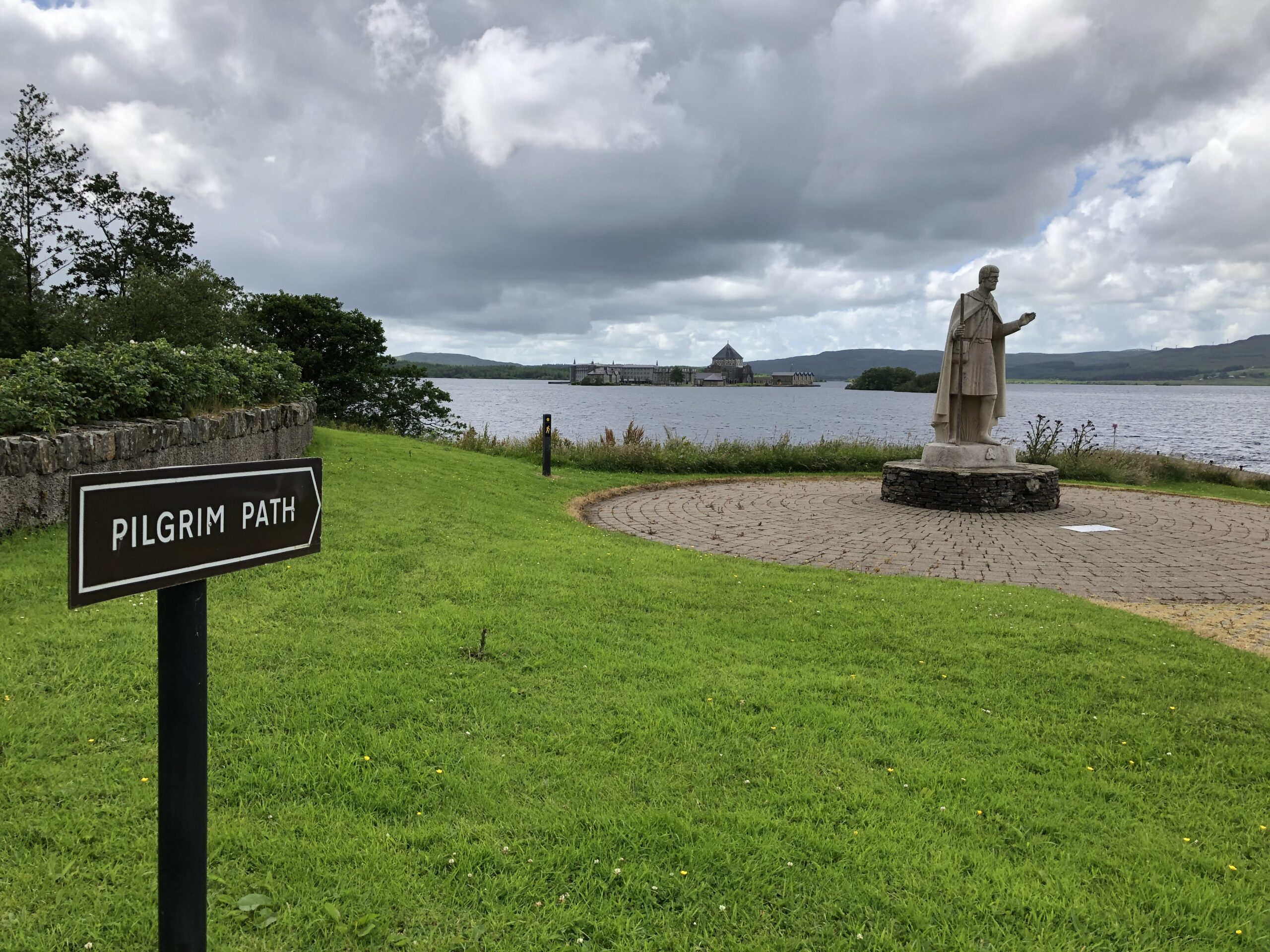 New Pause and Ponder November series of Lough Derg reflections