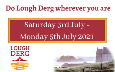 Join us and 'Do Lough Derg wherever you are'