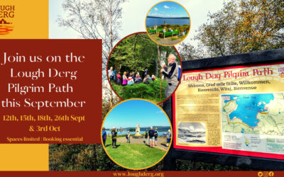 Join us on the Lough Derg Pilgrim Path this September