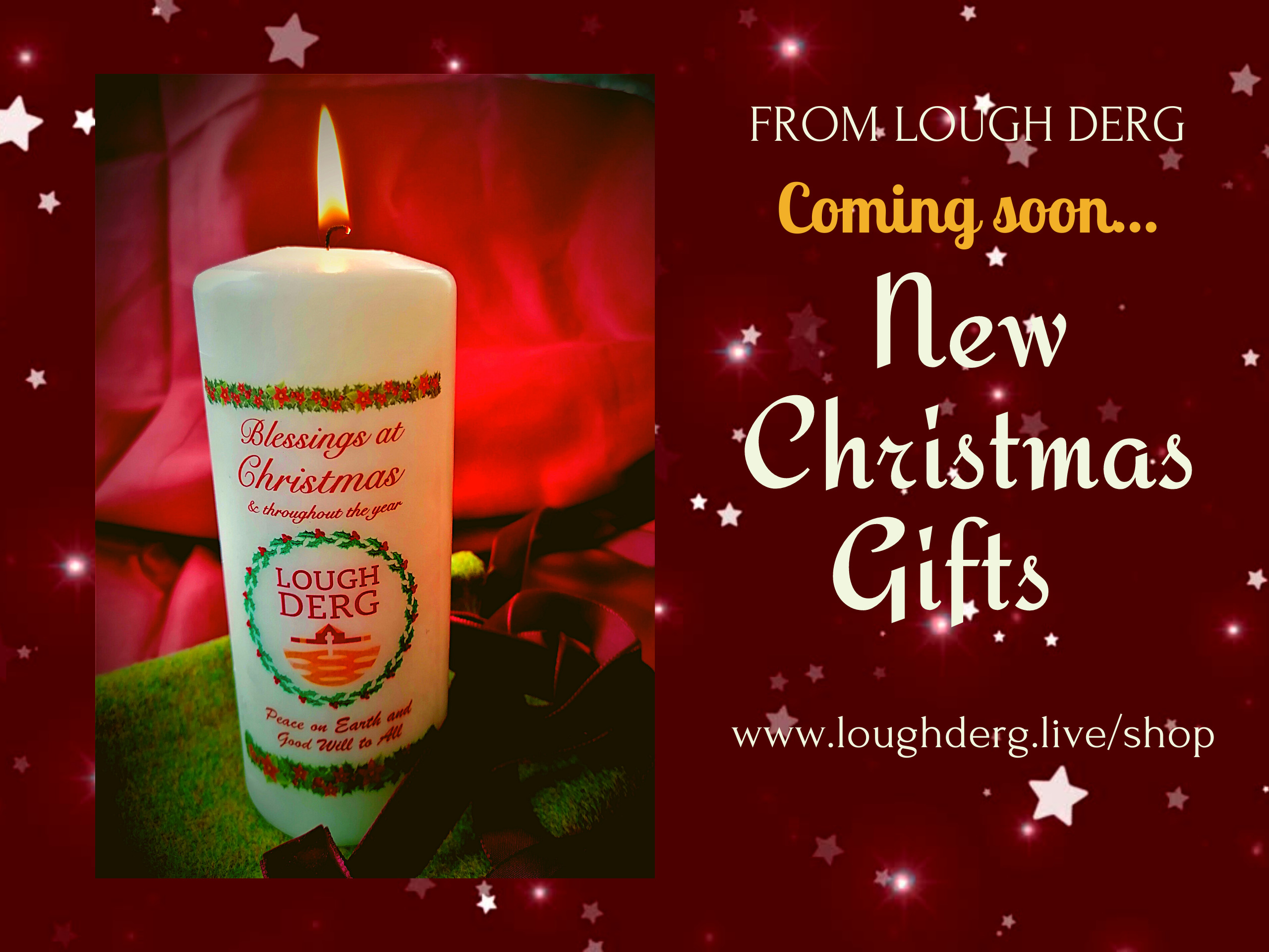 Lough Derg Christmas online gift shop