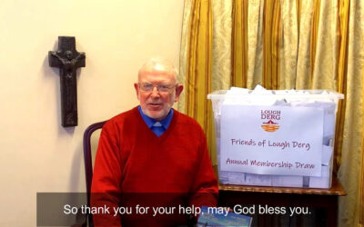 Our Lough Derg Annual Draw Appeal